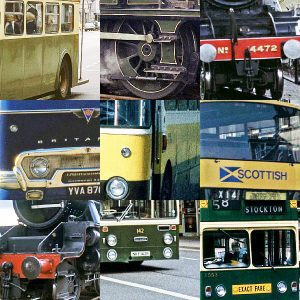 Trains, Trams and Buses
