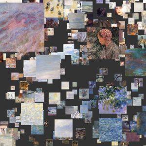 Impressionists Mosaic Animations